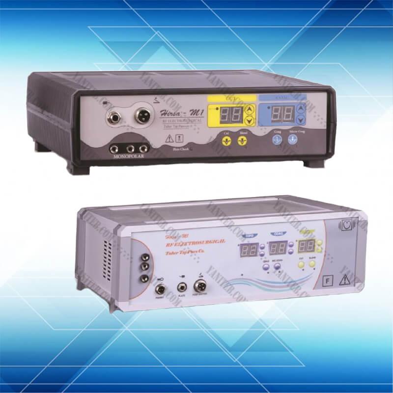 دستگاه الکتروسرجی - یانی طب لیزر