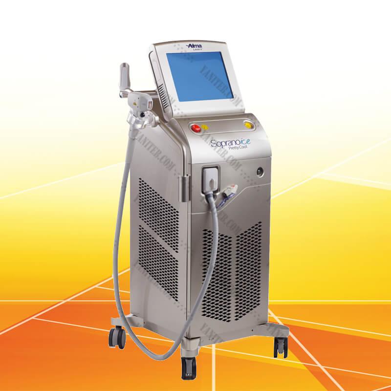 دستگاه لیزر الکس دایود - یانی طب لیزر