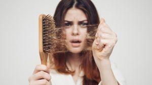 ریزش مو و درمان آن