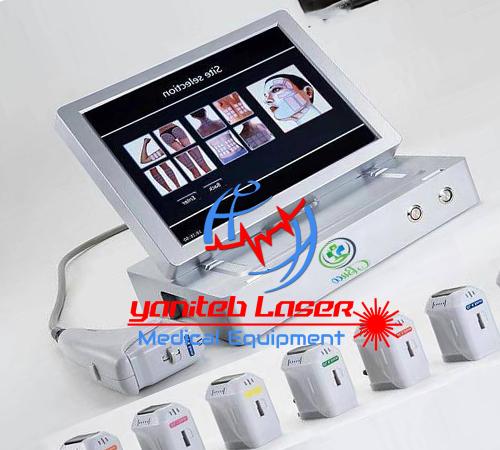 هایفوتراپی سه بعدی لیزردرمانی یانی طب لیزر lasertitanium.ir