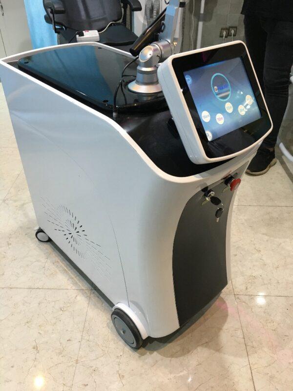 دستگاه لیزر حذف تتو کیوسوییچ پیکولیزر